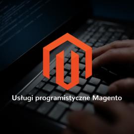 Usługi programistyczne - programista Magento