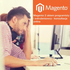 Magento 2 okiem programisty i wdrożeniowca - konsultacje indywidualne