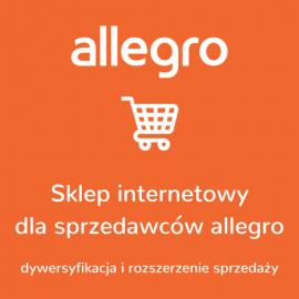 Sklep internetowy dla sprzedawców allegro